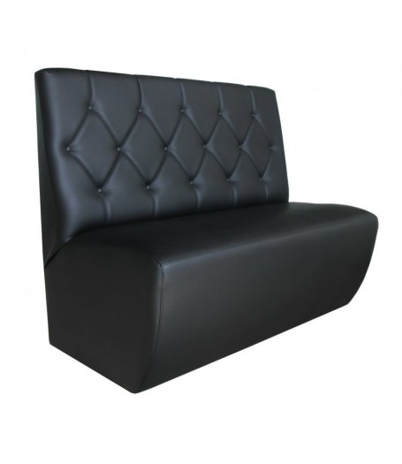 Yasmin 120 cm Zwart