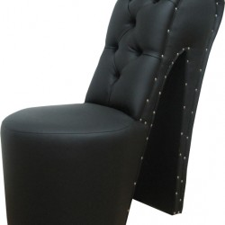 Pump Chesterfield Black