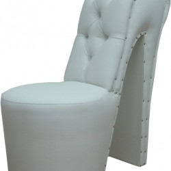 Pump Chesterfield White