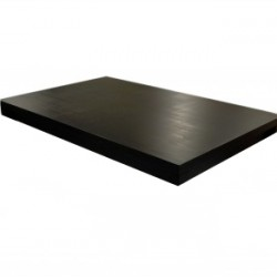 Tafelblad Zwart
